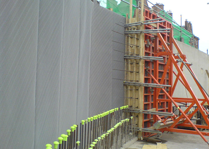 Proofex Engage Single Sided Formwork