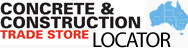 Concrete & Construction Trade Store Locator